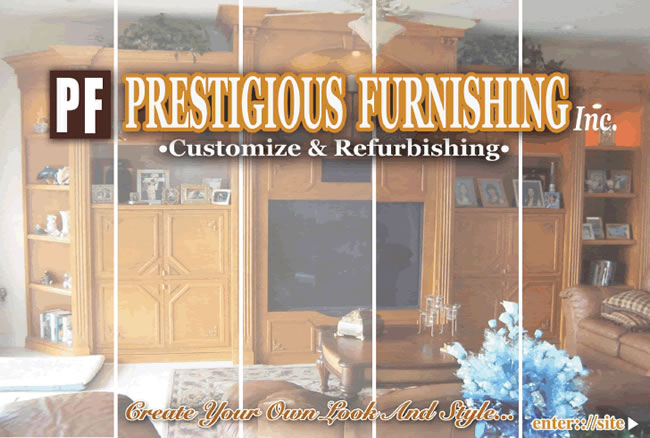 Welcome to Prestigious Furnishing